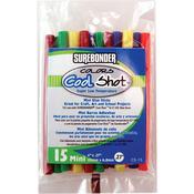 """.27""""X4"""" 15/Pkg - Super Low Temp Cool Shot Mini Glue Sticks"""