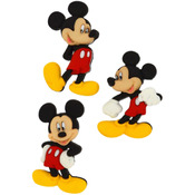 Disney Mickey Mouse - Dress It Up Licensed Embellishments