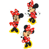 Disney Minnie Mouse - Dress It Up Licensed Embellishments