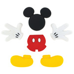 Disney Everything Mickey - Dress It Up Licensed Embellishments