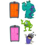 Dress It Up Licensed Embellishments - Disney Monsters, Inc.