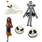 Dress It Up Licensed Embellishments - Disney The Nightmare Before Christmas