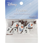 Dress It Up Licensed Embellishments - Disney Frozen