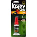 .18 Ounce - Elmer's Krazy Glue Skin Guard Brush-On
