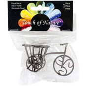 "Rustic - Mini Garden Bicycle 2.75""X1.5""X2"" 1/Pkg"
