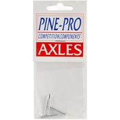 "Pine Car Derby Axles 1.125"" 4/Pkg-"