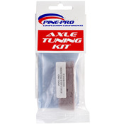 Pine Car Derby Axle Tuning Kit