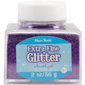 Amethyst - Extra Fine Glitter 2 Ounces