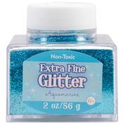 Aquamarine - Extra Fine Glitter 2 Ounces