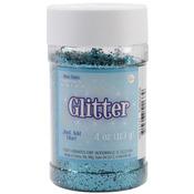 Turquoise - Metallic Glitter 4 Ounces