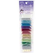 Winter - Glitter Sample Pack 2 Grams 14/Pkg