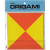 "2-Tone Triangles - Origami Paper 6""X6"" 36 Sheets"