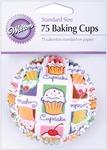 Cupcake Heaven 75/Pkg - Standard Baking Cups