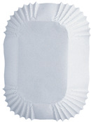 """White 50/Pkg 1.25""""X3.25"""" - Petite Loaf Cups"""