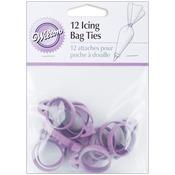 Icing Bag Ties 12/Pkg