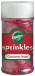 Cinnamon Drops - Sprinkles 3oz