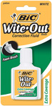 Bic Wite Out Extra Coverage Correction Fluid