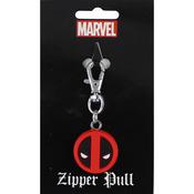 Deadpool - Marvel Zipper Pull