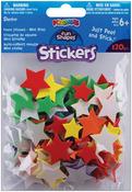 Stars - Foam Stickers 120/Pkg