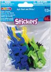 Creepy Bug - Foam Stickers 24/Pkg