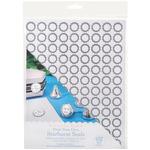 Star Burst - Printable Seal Stickers 432/Pkg
