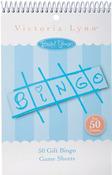 Bridal Bingo - Party Game Sheets 50/Pkg