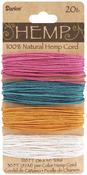 Spring - Hemp Cord 20# 120'/Pkg