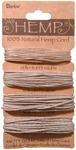 Natural - Hemp Cord Assortment 106.7'/Pkg
