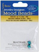 6x9mm Oval - Mood Beads 2/Pkg