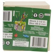 """Block 3.5"""" - Wood Turning Shapes Bulk"""