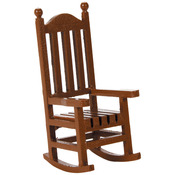 Wood Rocking Chair - Timeless Miniatures
