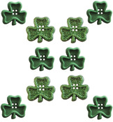 Irish Charms - Dress It Up Holiday Embellishments