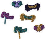Masques - Dress It Up Holiday Embellishments