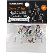 Bone-ified Characters - Dress It Up Holiday Embellishments