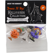 Ghoulies & Ghosties - Girl - Dress It Up Holiday Embellishments