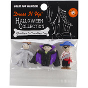Ghoulies & Ghosties - Boy - Dress It Up Holiday Embellishments