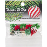 Christmas Ornaments - Dress It Up Holiday Embellishments