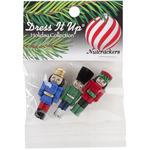 Nutcrackers - Dress It Up Holiday Embellishments