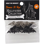 Bewitching Bats - Dress It Up Holiday Embellishments