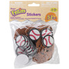 Baseball - Feltie Stickers 52/Pkg