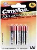 AAA - Alkaline Batteries 4/Pkg