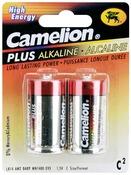 C - Alkaline Batteries 2/Pkg