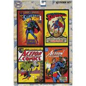 Superman - Mini Sticker Set