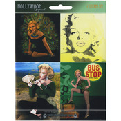 Mini Sticker Set - Marilyn Monroe