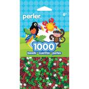 Holiday Mix - Perler Beads 1000/Pkg