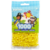 Yellow - Perler Beads 1000/Pkg