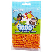 Orange - Perler Beads 1000/Pkg