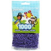 Purple - Perler Beads 1000/Pkg
