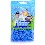 Light Blue - Perler Beads 1000/Pkg