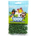 Dark Green - Perler Beads 1000/Pkg